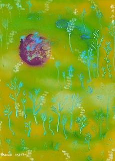 jardin-de-lumiere-1-2009-technique-mixte-sur-toile-41-x-33-cm
