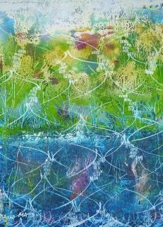 jardin-de-lumiere-5-2009-technique-mixte-sur-toile-41-x-33-cm