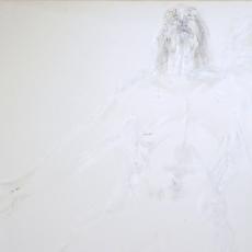 la-crucifixion-detail-1998-huile-sur-toile-195-x-130-cm