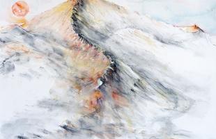 al-dhafra-abou-dhabi-2002-aquarelle-sur-papier-42-x-56-cm
