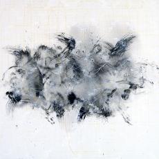 calligraphie-2-2006-huile-sur-toile-97-x-130-cm