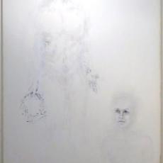 la-resurrection-1998-huile-sur-toile-195-x-130-cm