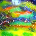 jardin-de-lumiere-13-2011-technique-mixte-sur-toile-41-x-33-cm